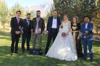 DOĞAN HABER AJANSı - Gazeteci Sevmiş'in Kızına Görkemli Düğün