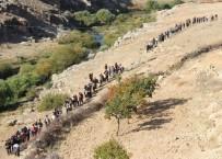 GAZIANTEP ÜNIVERSITESI - GÜDAT Doğa Yürüyüşüyle Yeni Eğitim Dönemine Başladı
