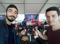 MÜHENDISLIK - İnsansız Hava Aracı Yarışmasında BEÜ'yü Temsil Ettiler
