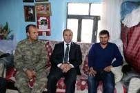 UZMAN ÇAVUŞ - Işık İle Uğur'dan Yaralı Askere Ziyaret