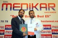 SAĞLIK TURİZMİ - Karabük Özel Medikar Hastanesi'nden Kastamonulu Gazetecilere İndirim