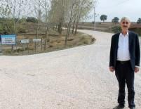 MECIDIYE - Köy Yolları Asfaltlanıyor