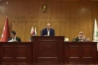YÜKSELEN - Mamak Belediyesi 2017 Yılı Bütçesi Onaylandı