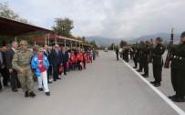 KıLıÇARSLAN - Mehmetçik Yüreğini Engelli Öğrencilere Açtı