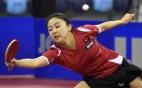 AVRUPA ŞAMPİYONU - Melek Hu, masa tenisinde Avrupa şampiyonu