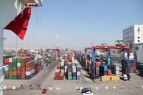 AFRIKA - Mersin Serbest Bölgesi'nde Ticaret Hacmi 8 Ayda Yüzde 19 Azaldı