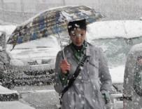 DOĞU ANADOLU - Meteoroloji uyardı!