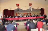 EMNİYET AMİRİ - Mutki'de Kış Mevsimi Öncesi Toplantı