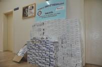 İTİRAF - Nefes Kesen Kovalamacada 5 Bin Paket Kaçak Sigara Ele Geçirildi