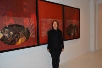 RESİM SANATI - Nurcan Perdahçı'nın Sergisi Sanatseverleri Bekliyor