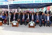 ŞÜKRÜ GÖRÜCÜ - Pamukkale Belediyesi'nden Okula Halı Saha