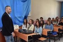 ESKIŞEHIR OSMANGAZI ÜNIVERSITESI - PARDER'den Paramedik Öğrencilerine Ziyaret