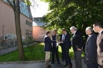 İKİNCİ ÖĞRETİM - Rektör Özer'den BEÜ İlahiyat Fakültesi İçin Yeni Binası Müjdesi