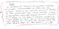 KONFERANS - Cezaevindeki FETÖ'cülerin rüyası