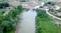 SAKARYA NEHRI - Sakarya Nehrinin Genişliği 50 Metreye Çıkartılıyor
