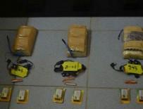 FIRAT KALKANI - Şanlıurfa'da saldırı hazırlığındaki DEAŞ'lı terörist yakalandı
