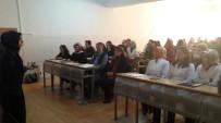 BAĞIMLILIK - SAÜ'de 'Madde Kullanım Riski Ve Madde Bağımlılığından Korunma' Konulu Eğitim Düzenlendi