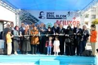 KENAN ÇIFTÇI - Şehit Erol Olçok Parkı Hizmete Açıldı