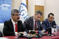 BASIN TOPLANTISI - SGK Başkanı Mehmet Selim Bağlı Açıklaması