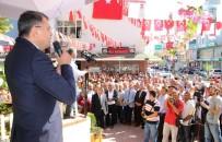 RESTORASYON - Silifke'de Çarşı Camii Ve Sosyal Market'in Açılışı Yapıldı