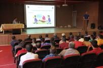 KONFERANS - Silopi'de Okul Servis Şoförlerine Yönelik Seminer