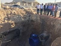 VEYSEL KARANI - ŞUSKİ'den Zorunlu Su Kesintisi Uyarısı