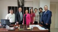 AŞURE GÜNÜ - Türk Sağlık-Sen'den Kaya'ya Ziyaret