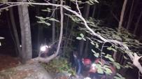 SÜLEYMANIYE - Uludağ'da Yürüyüş Yaparken Kayboldular