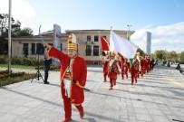ÜMRANİYE BELEDİYESİ - Ümraniye Belediyesi Mehter Takımı Kurdu