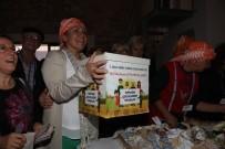 SAĞLIKLI BESLENME - Urla'da Tohum Takas Etkinliği Renkli Başladı