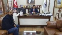 MUSTAFA DOĞAN - Yeni Fabrika Yetkilisinden Başkan Yalçın'a Ziyaret