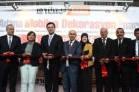 ESNAF ODASı BAŞKANı - 10. Adana Mobilya Ve Dekorasyon Fuarı Açıldı