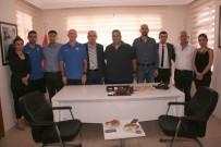 MEHMET CAN - Adana ASKİ Spor'dan, Botaşspor'a Başsağlığı Ziyareti