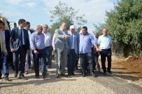 YOL ÇALIŞMASI - Adana-Yumurtalık Yolu 8 Km Kısalıyor
