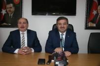 İSTİŞARE TOPLANTISI - AK Parti Afyonkarahisar İl Başkanı İbrahim Yurdunuseven Açıklaması