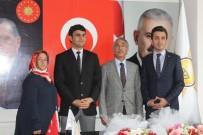 GENÇLİK KOLLARI - AK Parti Erzincan Gençlik Kolları Başkanlığında Görev Değişimi