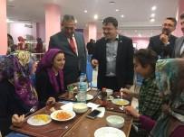 YOZGAT - AK Parti Yozgat Milletvekili Yusuf Başer 'Öğrencilere Otel Konforunda Yurt Hizmeti Sunuyoruz'