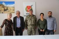 MEHMET ÇELIK - Albay Er'den MGC'ye Ziyaret