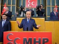SEYFETTİN YILMAZ - Bahçeli'den MHP'li 5 Milletvekiline Referandum Yanıtı