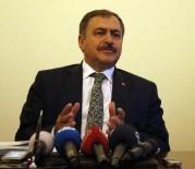 ORMAN VE SU İŞLERİ BAKANI - Bakan Eroğlu Açıklaması 'Antalyalılar Cennette Yabancılık Çekmeyecek, Cennet Gibi Bir Şehirde Yaşıyorlar'