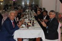 ESNAF ODASı BAŞKANı - Bakkallar Odası'ndan Dayanışma Yemeği