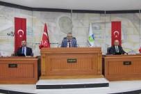 BELEDİYE MECLİSİ - Balıkesir Büyükşehir Belediye Meclisi Toplandı