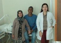 DAMAR TIKANIKLIĞI - Baş Ağrısı İle Gittiği Hastanede Beyin Felci Geçirdiği Ortaya Çıktı