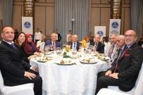 İSMAİL TEPEBAĞLI - Başkan Kocamaz, 'Mersin'i Keşfet' Konuklarıyla Yemekte Bir Araya Geldi