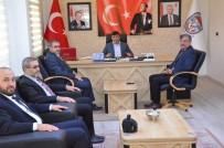 Başkan Mustafa Koca Açıklaması Dinimize Hizmet Edenlerin Yanındayız