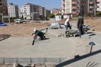 BATMAN BELEDIYESI - Batman Belediyesi Park Çalışmalarını Hızlandırdı