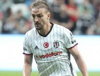 CANER ERKİN - Beşiktaş'ta sol bek senaryoları