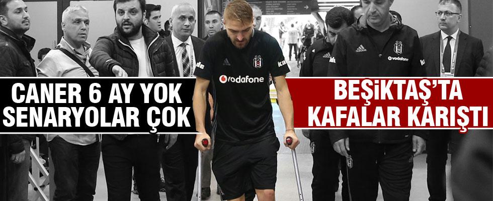 Beşiktaş'ta sol bek senaryoları