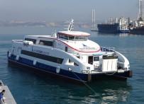GÖVDELI - Bir Çevreci Gemi Daha Denizde