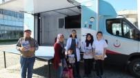 Burhaniye'de Mobil Sağlık Eğitimi